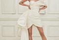 85 Abiti da sposa corti: quando il bianco diventa corto!