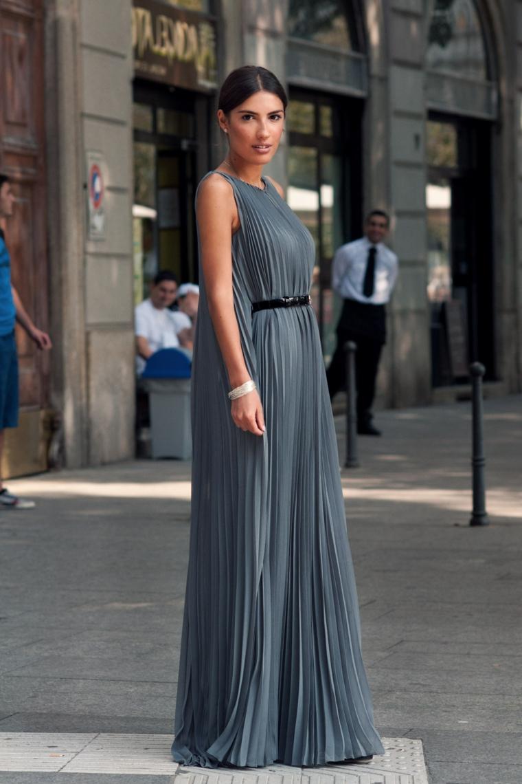 Vestiti Eleganti Per Signora.1001 Idee Per Abiti Da Sera Lunghi Con Tendenze E Colori