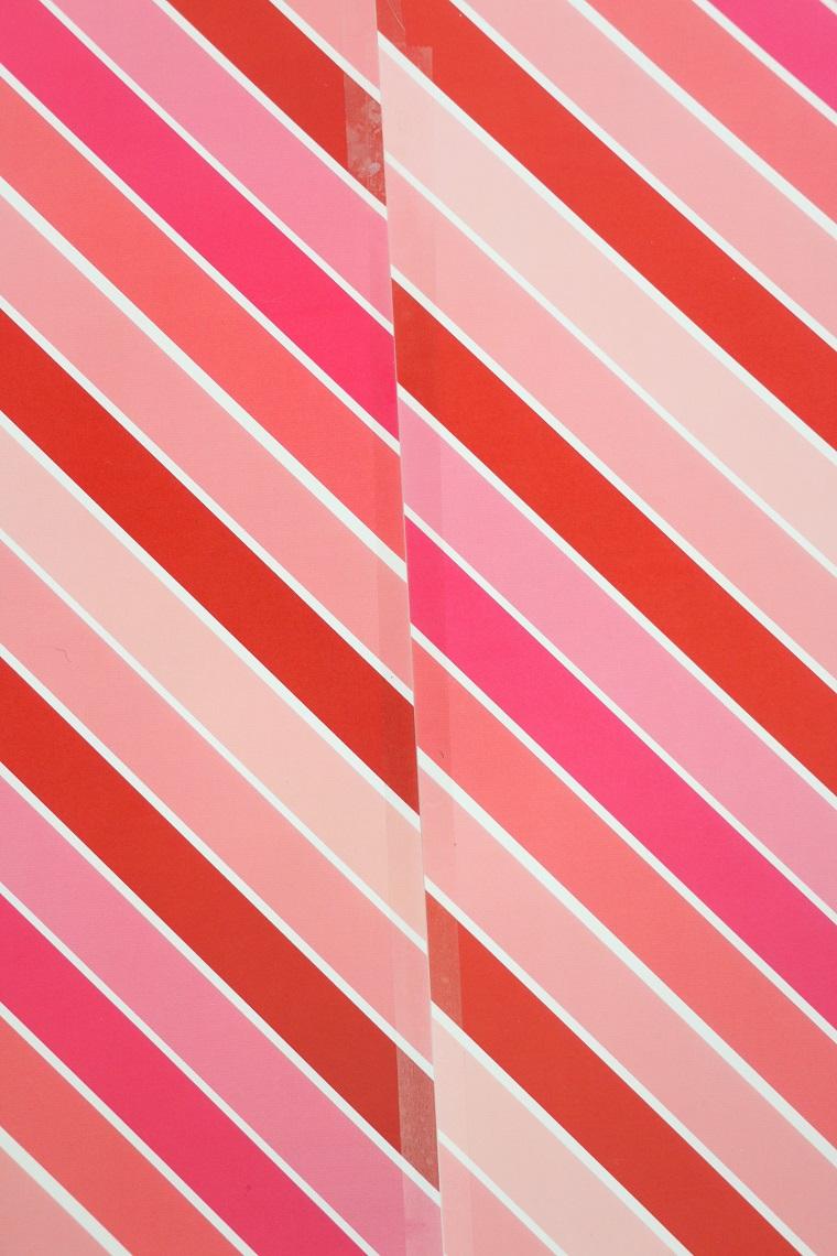 Foglio di carta colorato, come creare un sacchettino, regali originali per lei