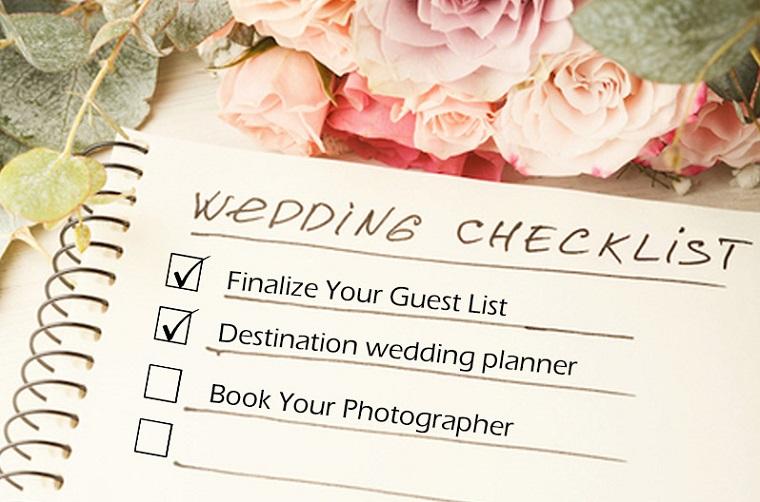 Organizzare un matrimonio, lista wedding planning, quaderno con fogli ad anelli