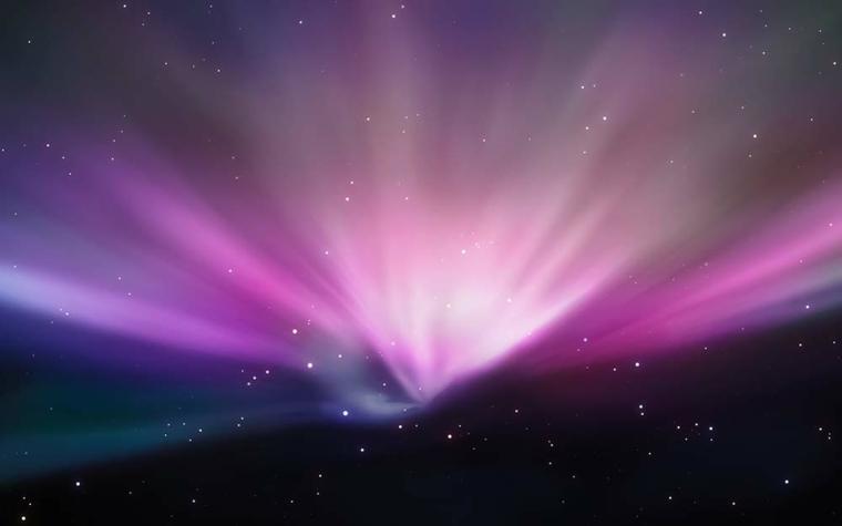 Foto per il desktop del computer, immagine con luci colorate, foto con sfondo scuro