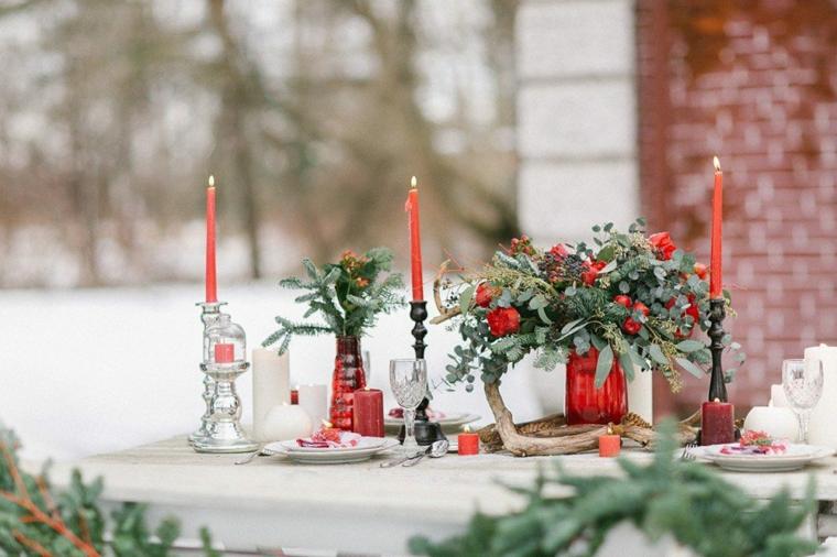 Giardino con tavola apparecchiata, come organizzare un matrimonio