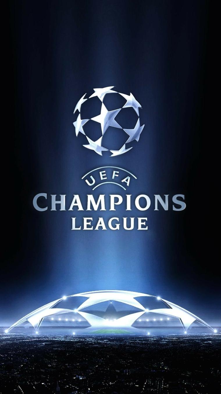 Immagine dell Champions League, foto da scaricare sullo schermo del telefono