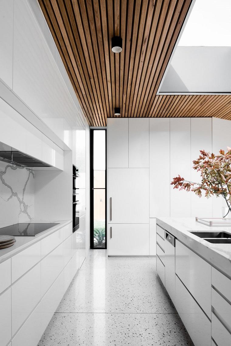 Faretti Da Incasso Legno ▷ illuminazione con faretti da soffitto dal design moderno