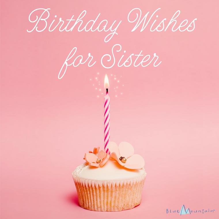 Auguri di buon compleanno originali, foto di cupcake con fiori e candele