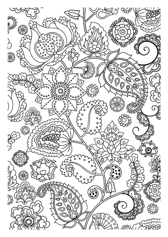 Disegno con foglie motivi mandala, disegno con foglie autunnali