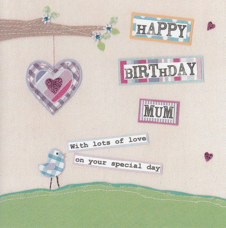 Immagini auguri di compleanno simpatici, foto con collage di un cuore e scritte