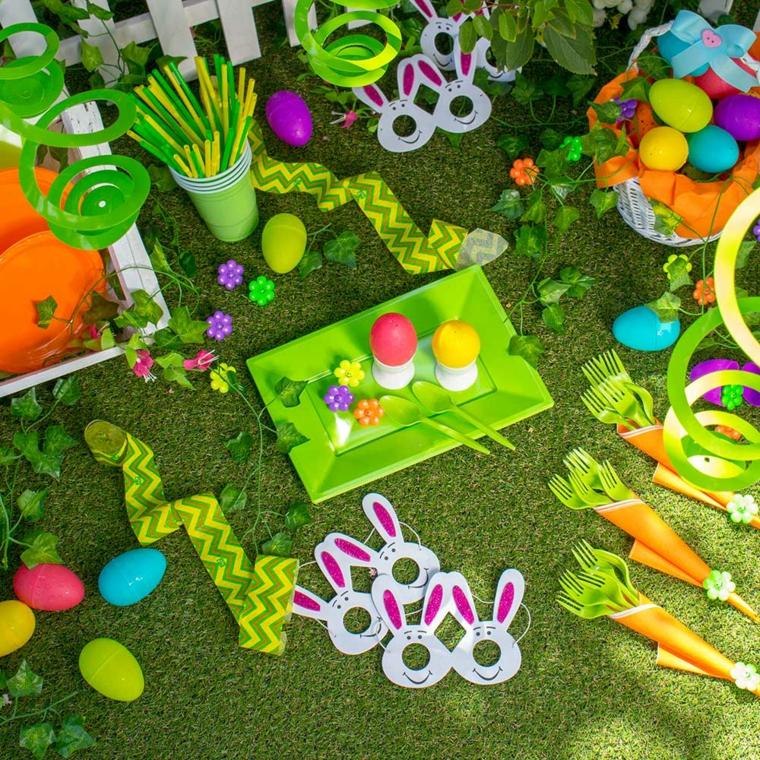 Buona Pasqua 2020 immagini, foto di decorazioni pasquali e uova colorate