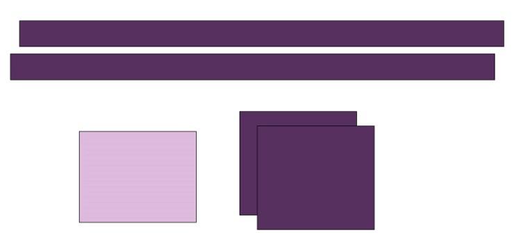 Mascherina con filtro, immagine disegno delle parti di una mascherina da cucire