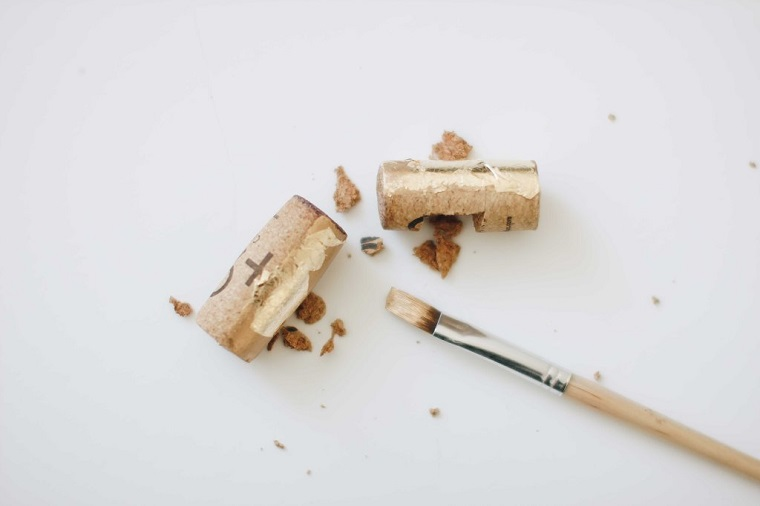 Rimuovere la parte interna del tappo di sughero, cosa fare con i tappi di sughero