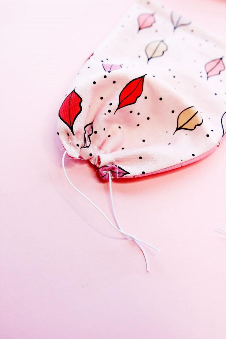 Tutorial per fare una mascherina di stoffa, mascherine per bambini
