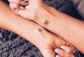 Tatuaggi amiche, design, simboli e l'ispirazione necessaria!