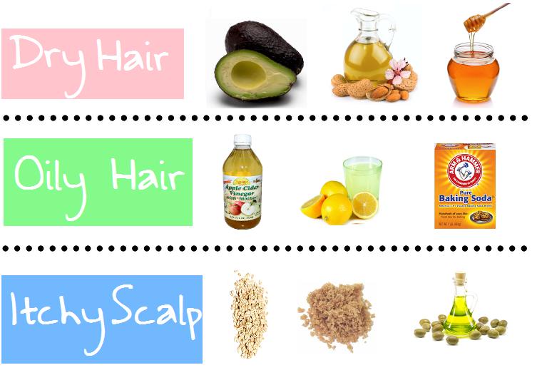 Come riparare i capelli danneggiati, foto di ingredienti per fare un maschera
