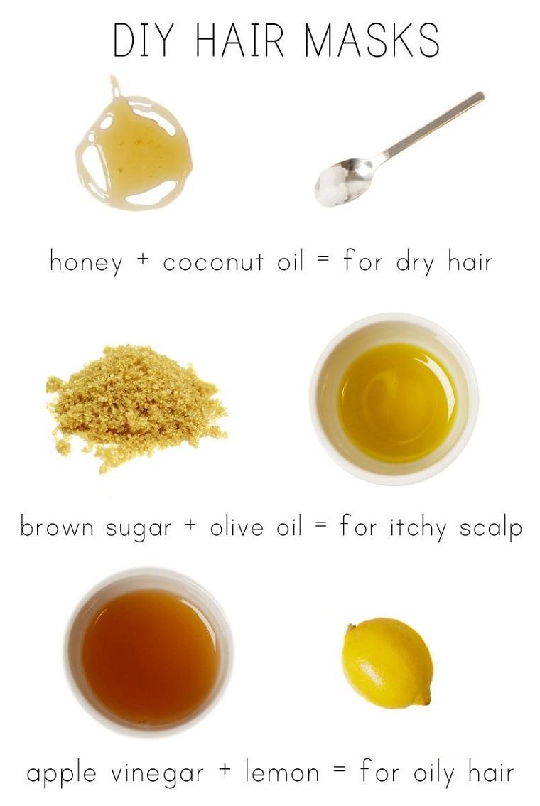 Come nutrire i capelli, ricetta con ingredienti per fare una maschera