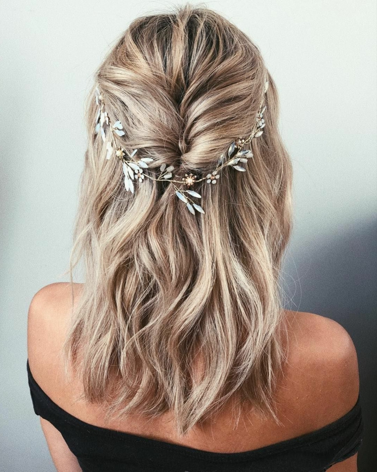 1001 + Idee per Acconciature matrimonio capelli corti