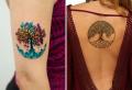 Tatuaggio albero della vita: significato e foto a cui ispirarsi!
