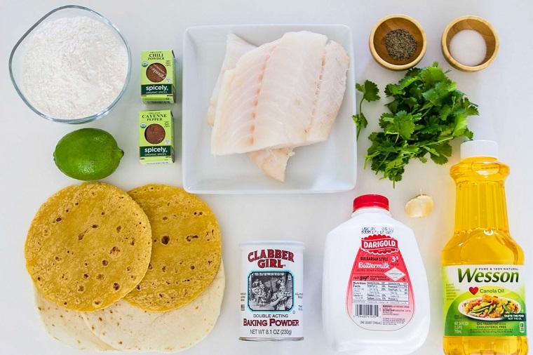 buffet freddo da fare il giorno prima ingredienti tacos spezie olio prezzemolo verdure
