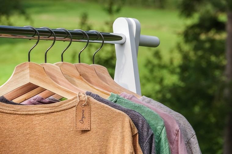 T Shirts come creare eichette personalizzate tessuto vestiti corda scritta