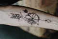 Tatuaggio rosa dei venti: per chi è adatto in base al significato!