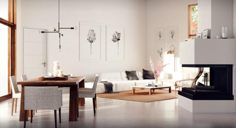 come disporre i divani in soggiorno divano bianco tavolino tavolo da pranzo