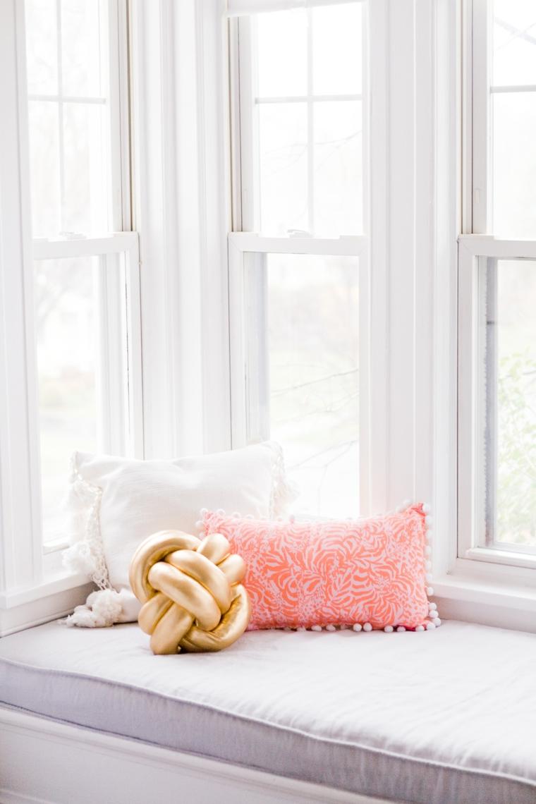 come fare una fodera per cuscino senza cerniera nodo finestra materasso