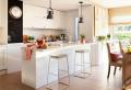 50 modelli di Cucine moderne con penisola: progettare senza errori!