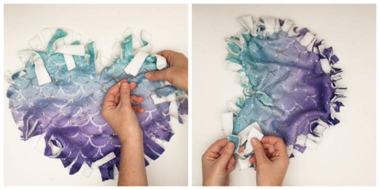 nodi fodera forma cuore come fare una fodera per cuscino senza cerniera