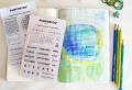 Bullet journal idee per la decorazione, organizzazione e planner con disegni!