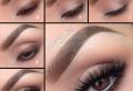 Tutorial trucco occhi marroni da giorno: gli abbinamenti di ombretti più chic!