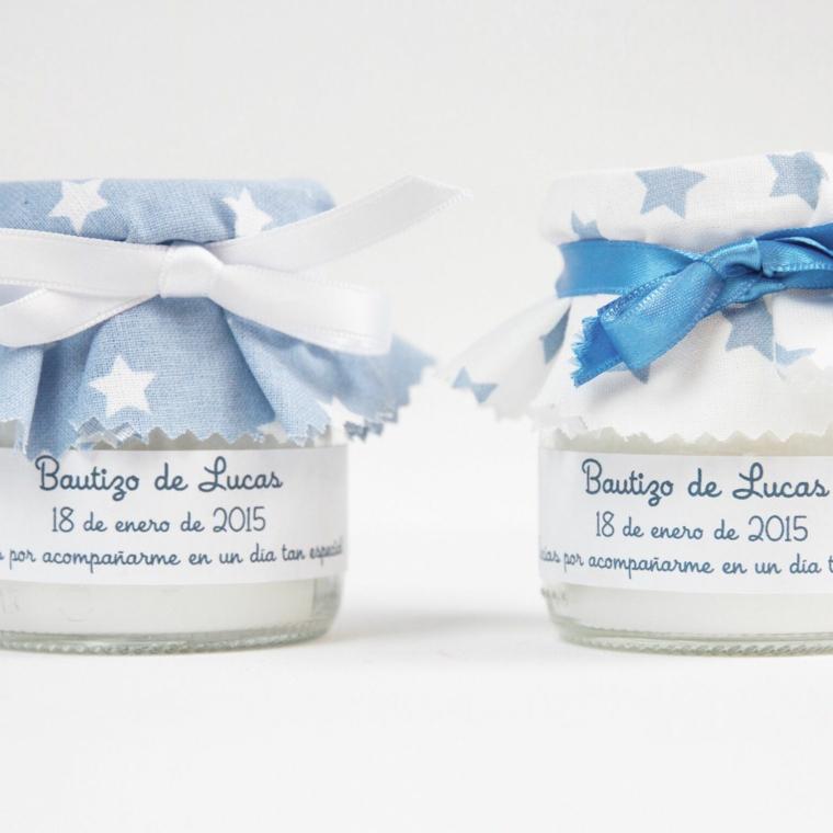 bomboniere simpatiche per battesimo vasetto di miele con etichetta personalizzata