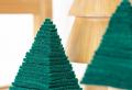 Alberi di Natale alternativi: le idee ecologiche e sostenibili da riutilizzare ogni anno!