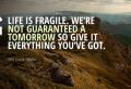 Frasi di incoraggiamento per superare gli ostacoli della vita!