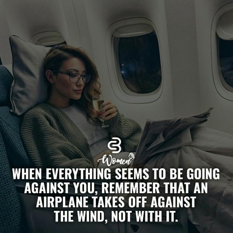 frasi per tirarsi su il morale viaggiare in aereo aforismi belli sulla vita