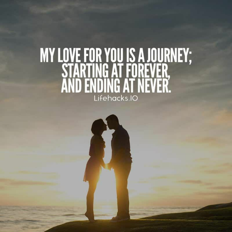 immagine con una coppia frasi di coraggio e determinazione frase sull amore