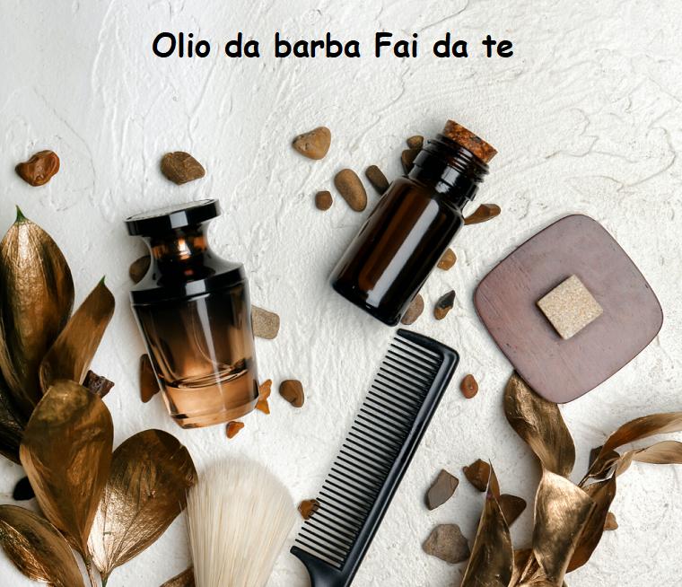 regali per san valentino maschili olio da barba con oli essenziali
