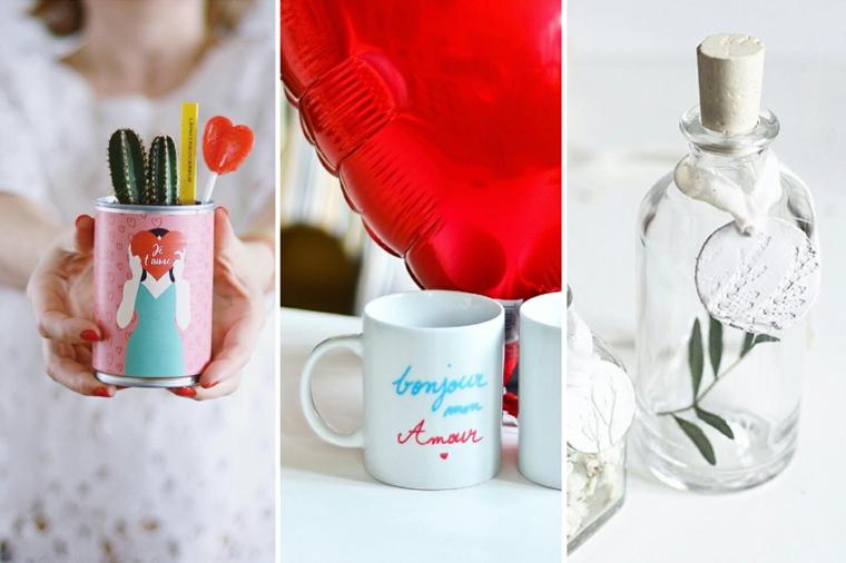 regali san valentino per lui tazza personalizzata con scritta portapenne con disegno