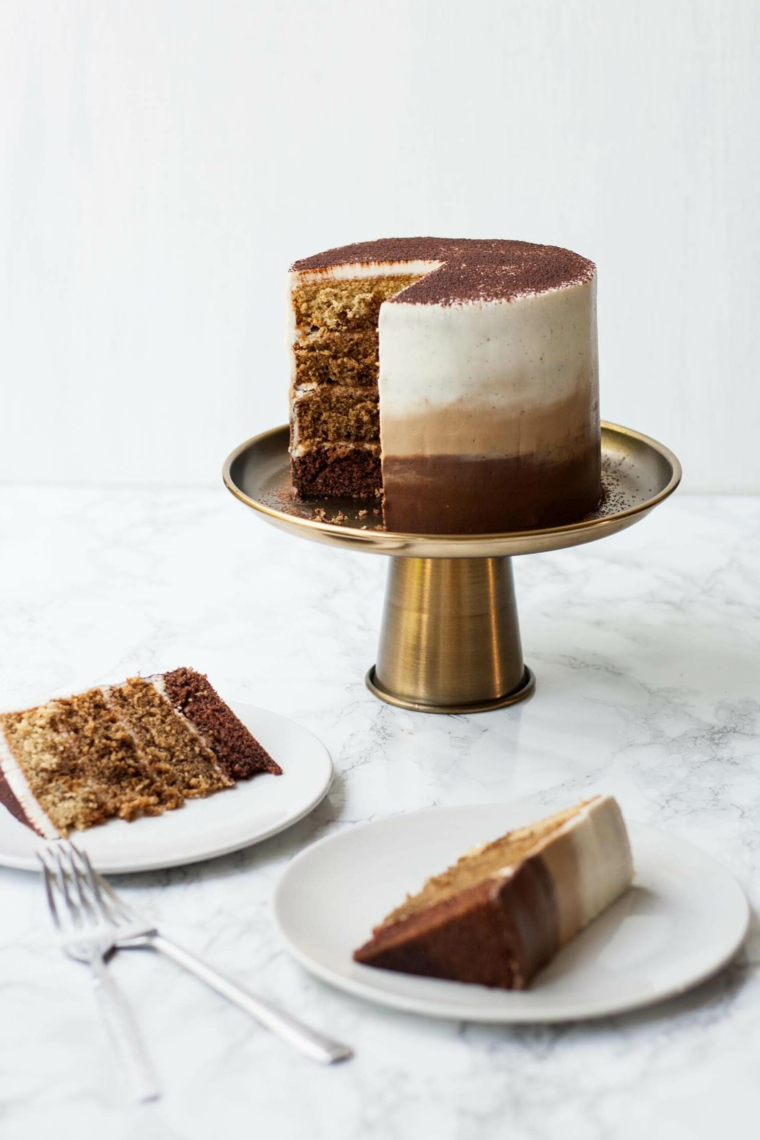 ricette tiramisà con panna torta a strati con savoiardi e crema al mascarpone