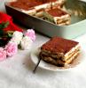 tiramisù classico ricetta con crema al mascarpone uova e biscotti savoiardi