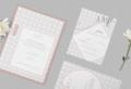 Partecipazioni di nozze: i design più originali