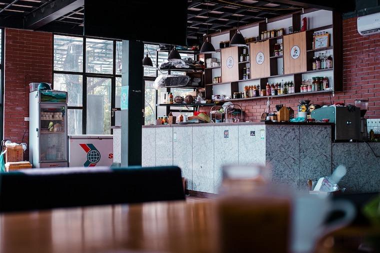 coffee shop arredamento cucina bar
