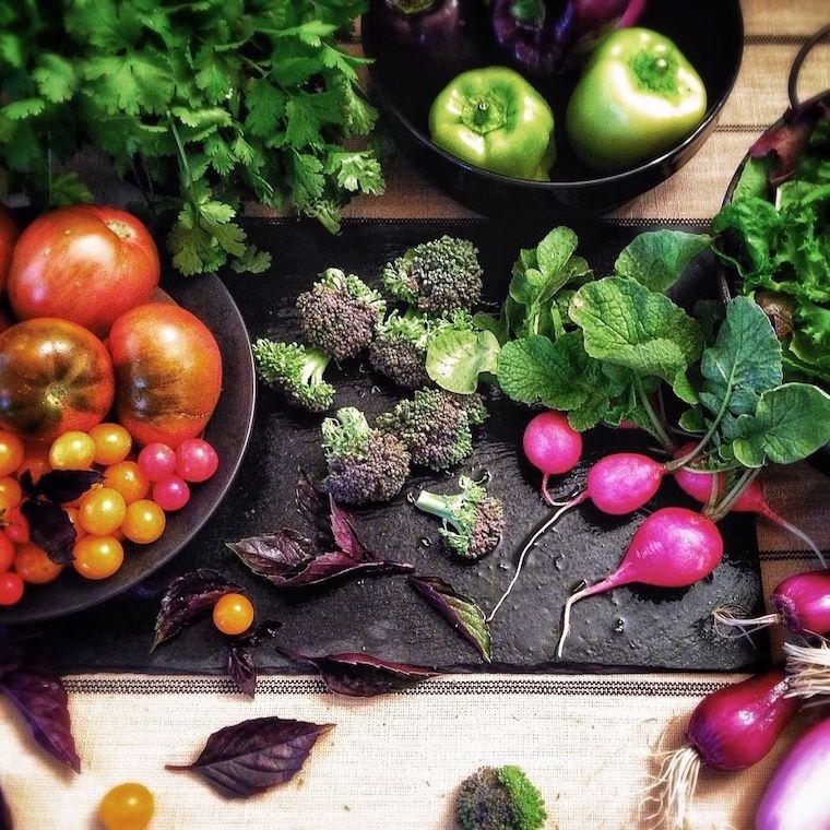 come combattere la cellulite mangiare frutta e verdura