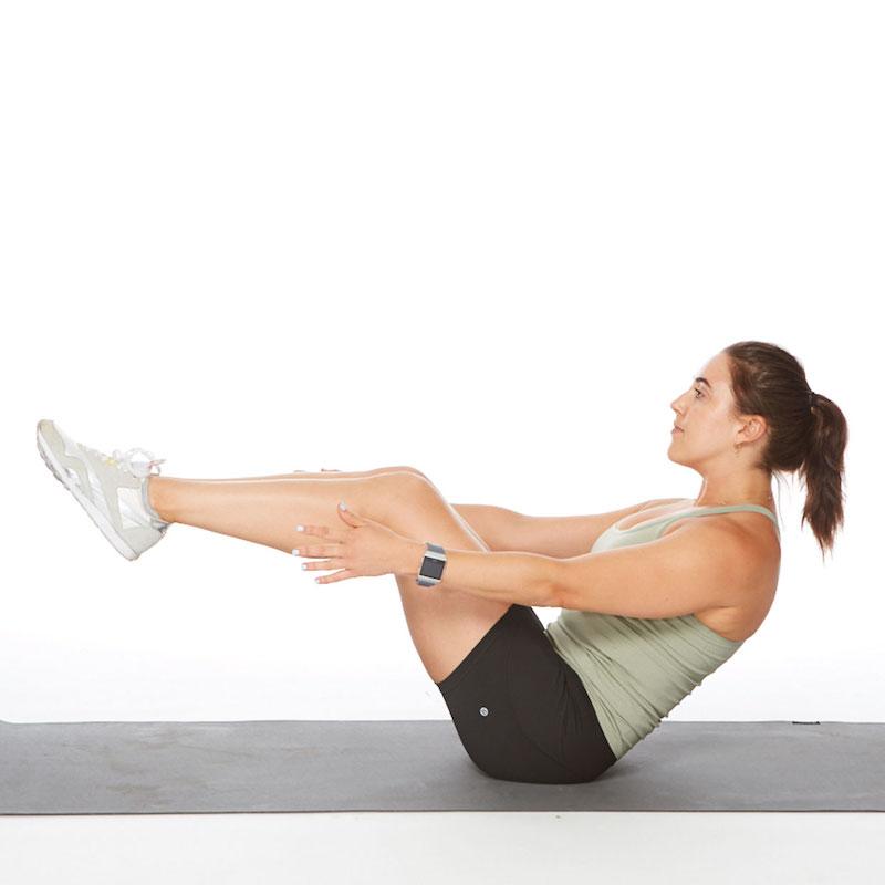 eliminare grasso addominale esercizi per pancia