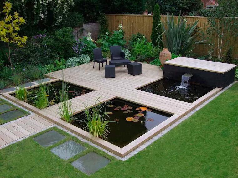 outdoor patio design piante da esterno resistenti al sole e al freddo