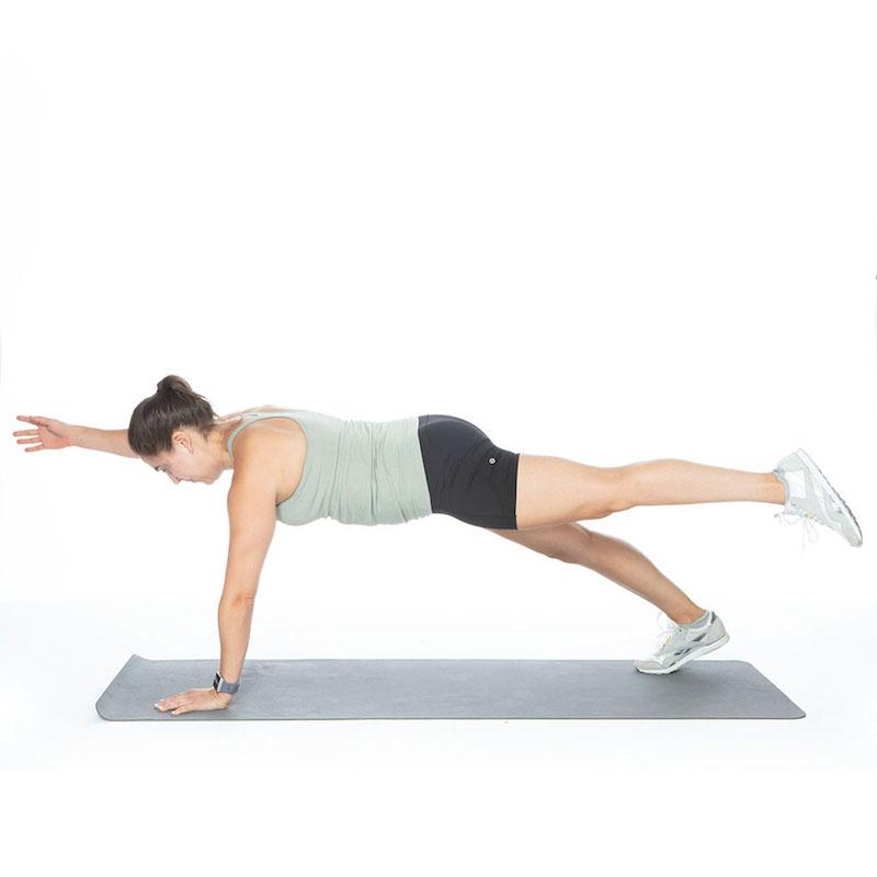 plank come dimagrire velocemente la pancia