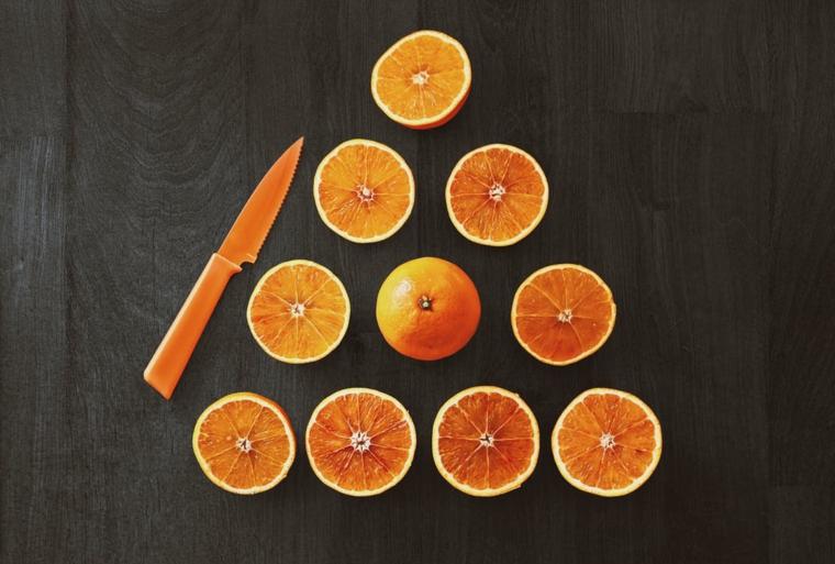 rimedi naturali contro le formiche fette di arancia