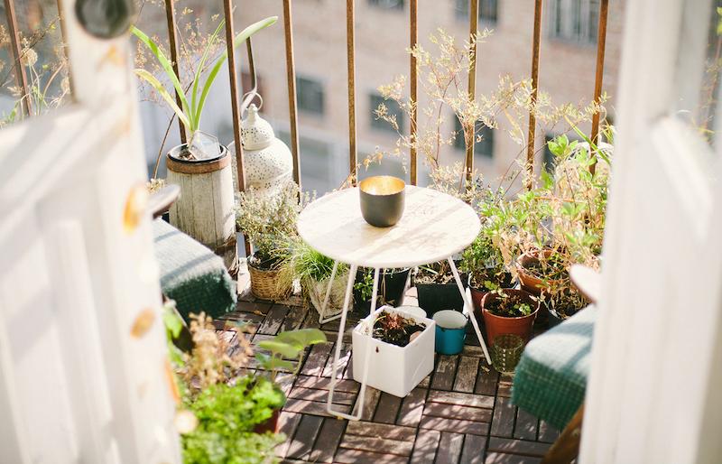arredare tarrazzo low cost tavolino da esterno