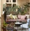 arredare terrazzo appartamento divano e tavolino