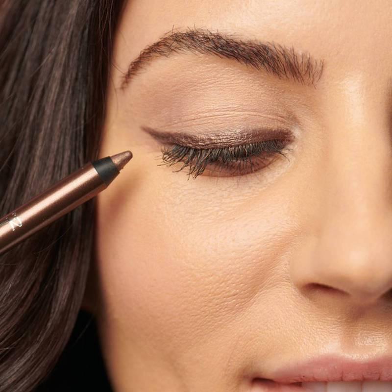 eyeliner marrone a matita