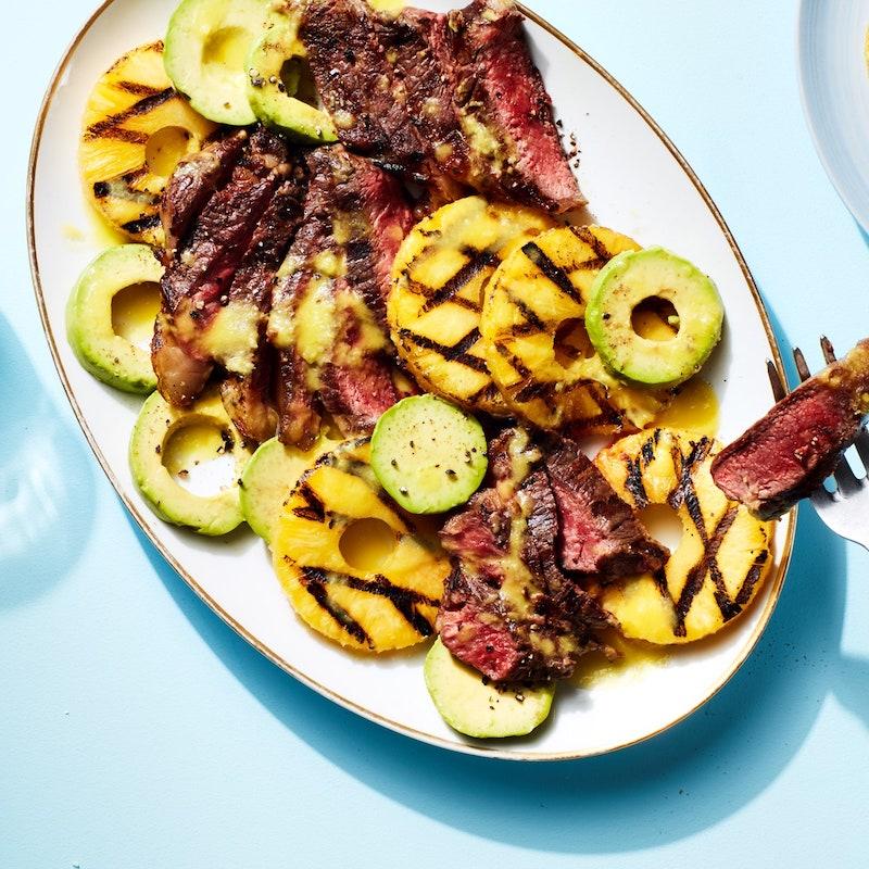 ricette con pochi ingredienti carne e ananas