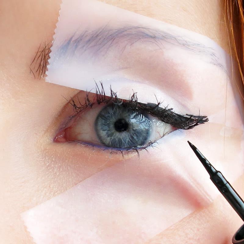trucchi per mettere l eyeliner